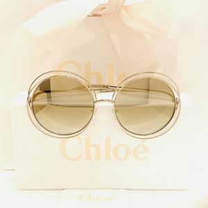 Chloe CARLINA Sunglasses Style CE114SD color 776